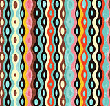Seamless abstract multicolor pattern.