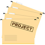 Project folders