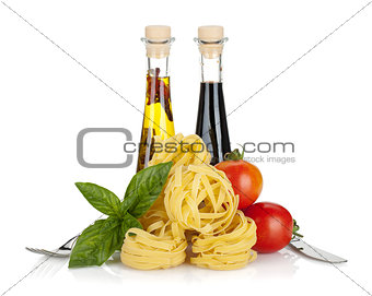 Italian colors food