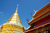 The golden pagoda