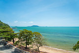 Kep beach in Cambodia