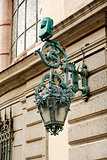 Decorative street lamp