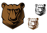 Kodiak bear mascot