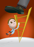 Challenges of Climbing the Corporate Ladder