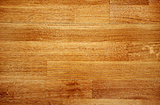 New oak parquet