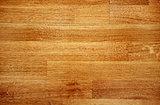 New oak parquet
