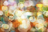 Blurred abstract pattern - light background