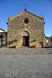Santa Maria Church (Monteriggioni)