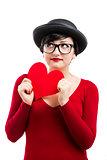 Valentine's girl