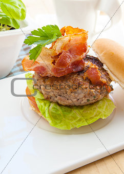 Bacon Burger