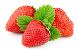 strawberry with life