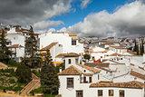 Ronda city in Spain