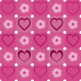 Pink wallpaper