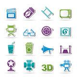 Cinema and Movie icons