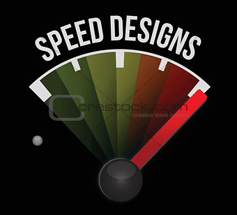 speed design speedometer