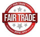 Fair Trade Stamp