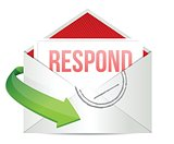 respond envelope