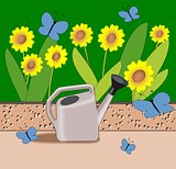 Garden Watering Can