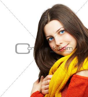 Lovely teenager