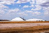 salt in Port Headland Australia