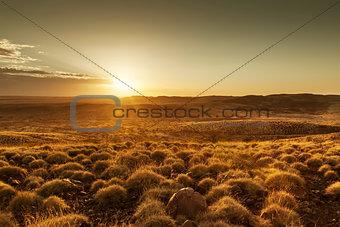 Australia sunset