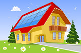 Alternative energy, solar power system