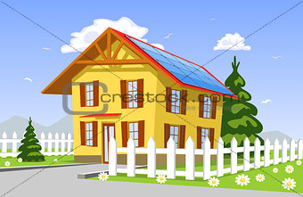 Alternative energy, solar power system