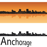 Anchorage skyline