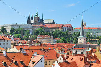 Prague, Czech Republic. Prague Castle