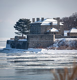 Fort Niagara from Niagara on the Lake