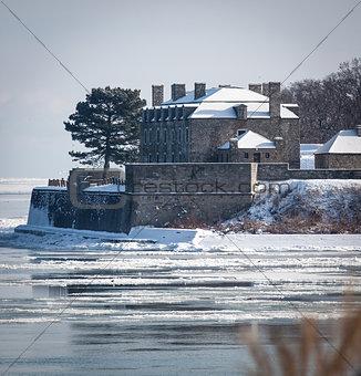 Fort Niagara from Niagara on the Lake