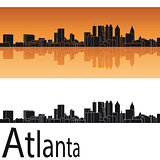 Atlanta skyline