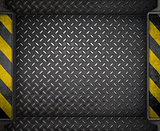 metal background template