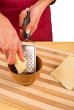 Cheese to be grated