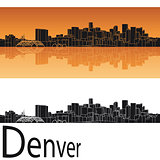 Denver skyline