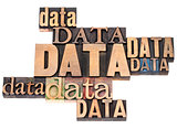 data word abstract
