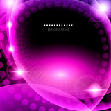 Shiny purple abstract background eps10 vector illustration