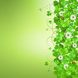 Saint Patrick&#39;s Day background