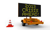 2012 crisis warning