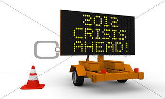 2012 crisis warning