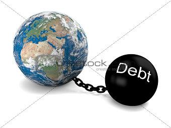 Global debt