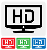 HDTV icon