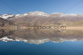 Zazari Lake, Northern Greece
