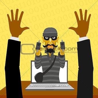 Ciber Attack