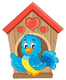 Bird nesting box theme image 1