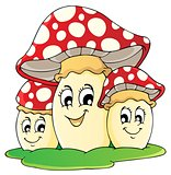 Mushroom theme image 1