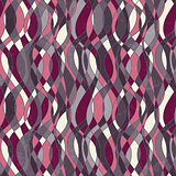 Abstract seamless pattern with grunge effect