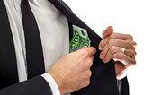 Concept of bribe