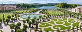 L'Orangerie garden in Versailles palace