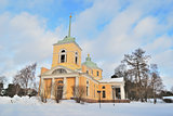 Kotka, Finland. St. Nicholas Orthodox Church